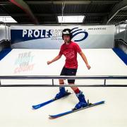 Jules Segers - TDVC Indoor Ski Lab à Cluses