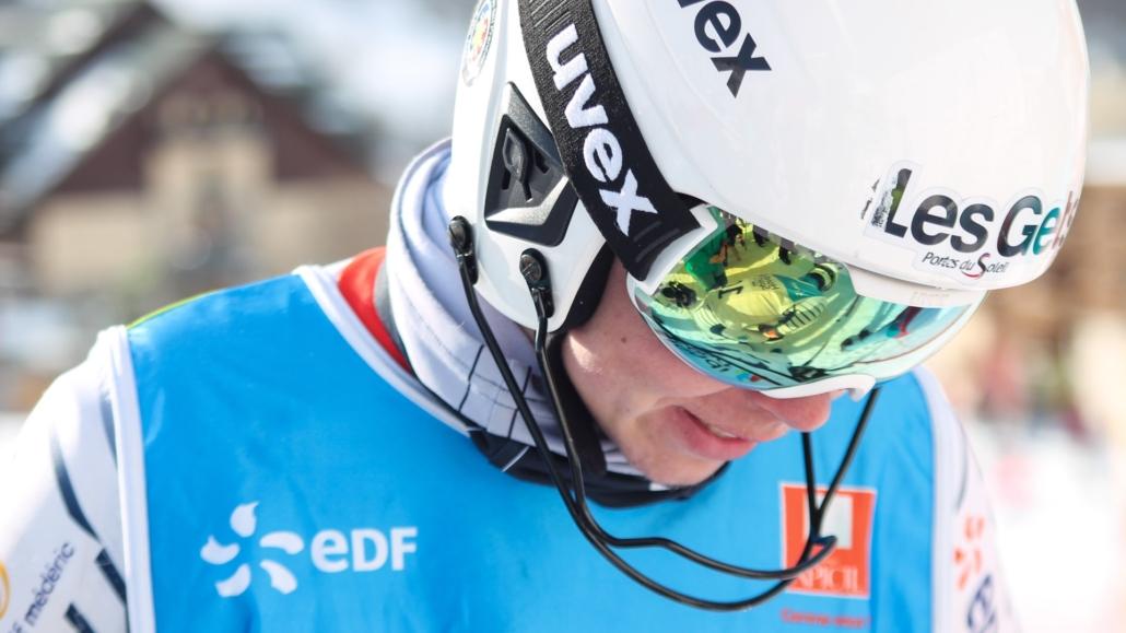 Jules Segers - Athlète handisport