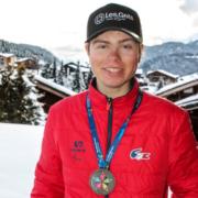 Jules médaillé des Jeux Para Européens de la Jeunesse